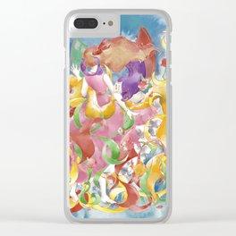 Sora Clear iPhone Case