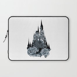 At the Stroke of Midnight Laptop Sleeve