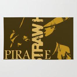 Straw Hat Pirate Rug