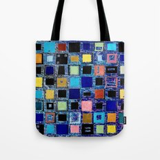 living in a box (global) 2. version Tote Bag
