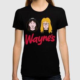 Wayne's Double T-shirt