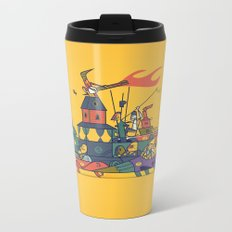 Wacky Max Metal Travel Mug