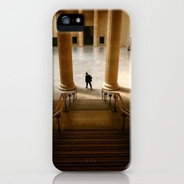 Groove of the Urban Gadabout - Chicago Union Station iPhone Case