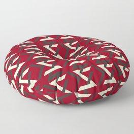 TYPOGRAPHY TTY N20 Floor Pillow