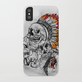 The Savage iPhone Case