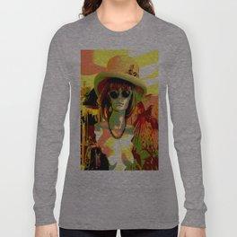 Vintage: Mad Hatter Long Sleeve T-shirt