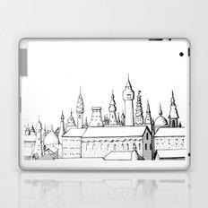 fabulous city Laptop & iPad Skin