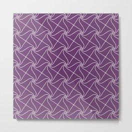 Abstract Pattern 2 Metal Print