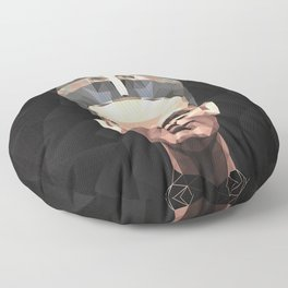 Nefertiti D Floor Pillow