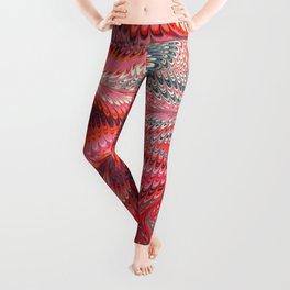 Fancy Swirls  Leggings