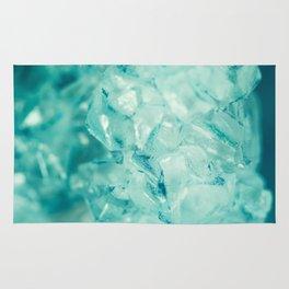 Blue Crystal Rug
