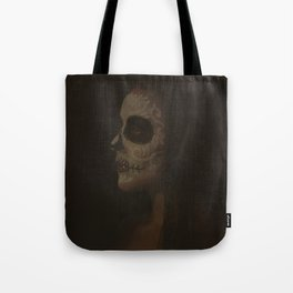 Calavera Tote Bag