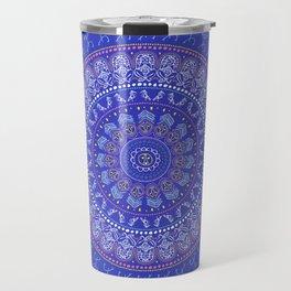 Taino Mandala Travel Mug