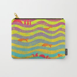 Sea roomate tropical Carry-All Pouch