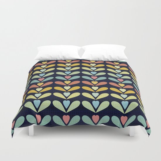 Endless Love Duvet Cover