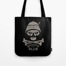 Explorer's Club Tote Bag