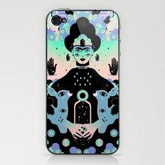 Las lunas de Frida iPhone & iPod Skin
