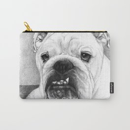 The Bull Dog Carry-All Pouch