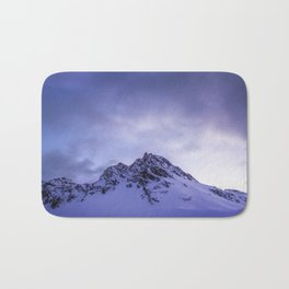 Good Night Alps Bath Mat