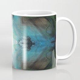 Sea Turtle Moon Coffee Mug