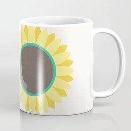 Simply Folk - Sunflowers Coffee Mug