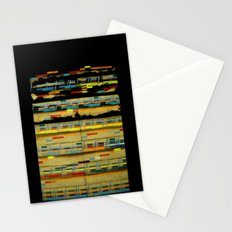 Jazz Head: Straight, No Chaser  Stationery Cards