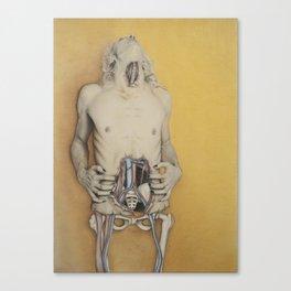 Memento Mori I Canvas Print