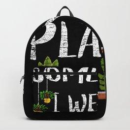 Gardener Watering Backpack