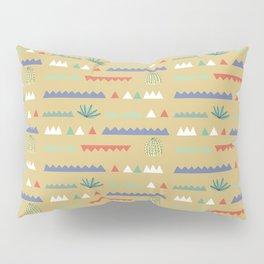 Geometrical Cacti Pillow Sham