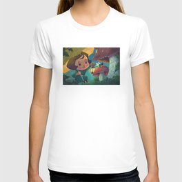 Sleepy Faerie T-shirt