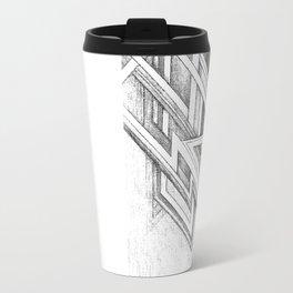 Emerge - Gray 1 Travel Mug