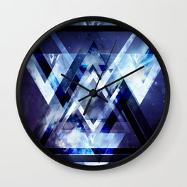 Space Rated Wall Clock