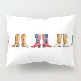 boots Pillow Sham