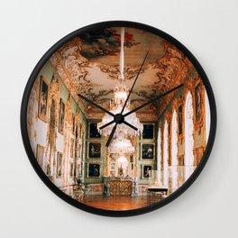 Royal Residenz Munich Wall Clock