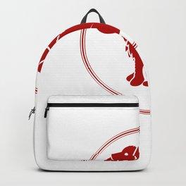 Dog Lovers design - Mother of Dogs Hot funny Backpack