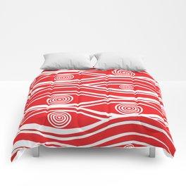 Pattern 108 Comforters