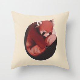 Hiber Nation Throw Pillow