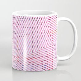 The System - pink Coffee Mug