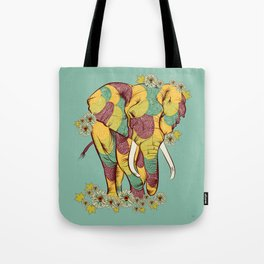 Color of Creation Tote Bag