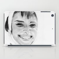 audrey iPad Cases featuring Audrey by Belay