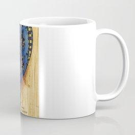 Sombrero Skull Girl Coffee Mug