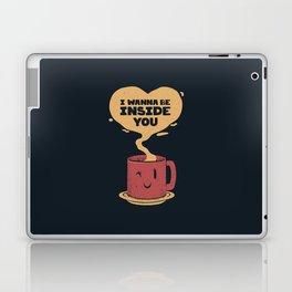 I Wanna Be Inside You Laptop & iPad Skin