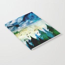 Mountain Landscape Notebook