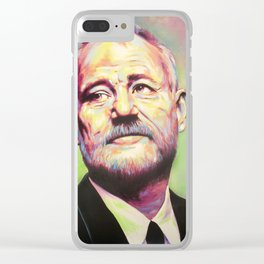 Bill Murray Clear iPhone Case