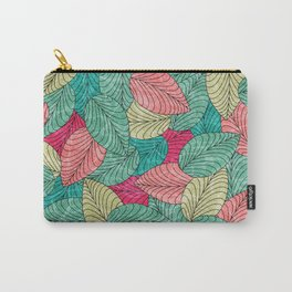 Let the Leaves Fall #06 Carry-All Pouch