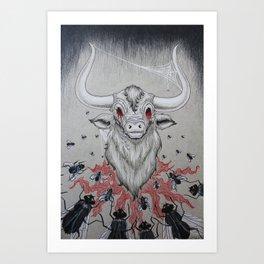 Lord of the Flies Art Print