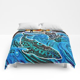 Whales Tale Comforters