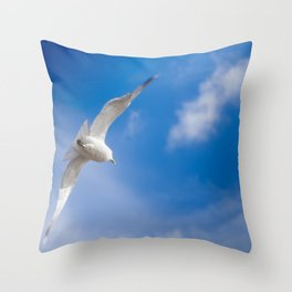 my own path Throw Pillow
