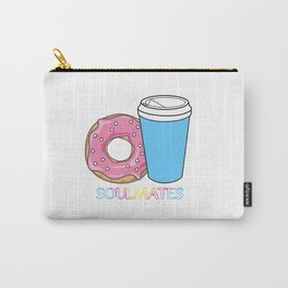 Soulmates-Coffee Carry-All Pouch