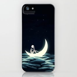 Fallen Sailor iPhone Case